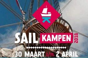 Vlootschouw Sail Kampen