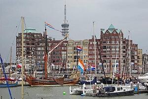 Sail Kampen Statenjacht