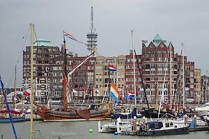 Statenjacht Sail