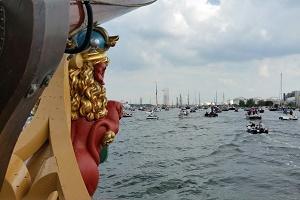 Statenjacht Sail In Amsterdam