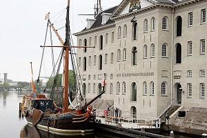 Statenjacht Scheepvaartmuseum