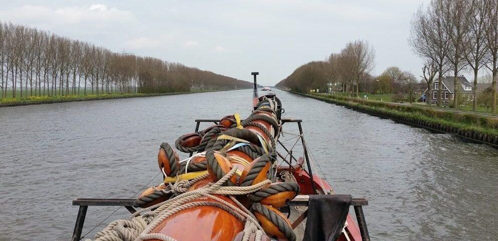 Statenjacht naar Sail Kampen